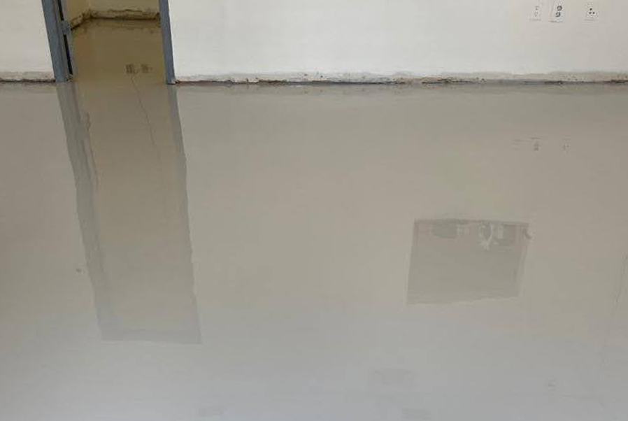 Epoxy Coating White